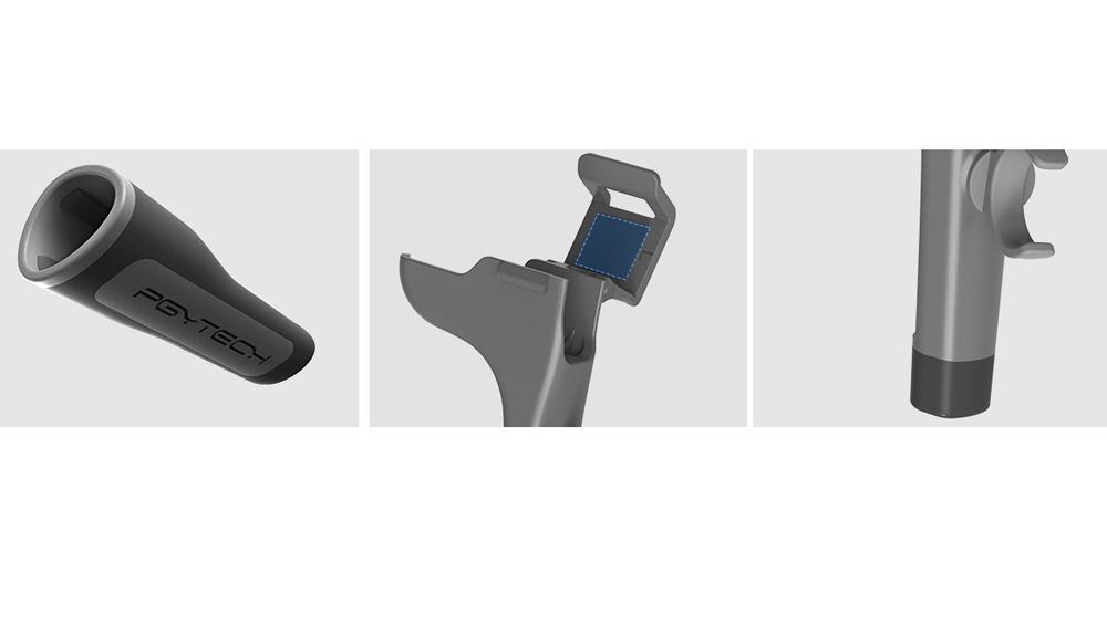 PGYTECH Landing Gear Extensions LED Headlamp Set for Mavic 2-6