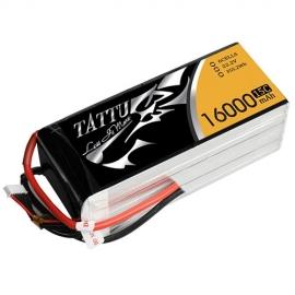 Батерия Tattu LiPo 6S 16000mAh