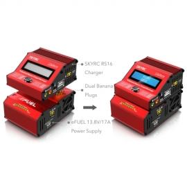 eFuel 17A адаптор + 180W зарядно RS16