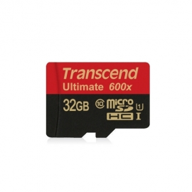 Карта памет Transcend Ultimate 600x 32GB Micro SD