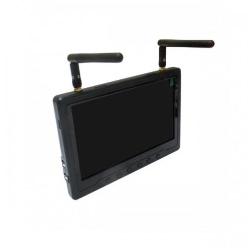 """LCD екран 7"""" с дивърсити приемник"""