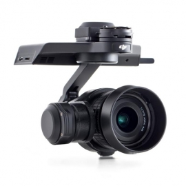DJI Zenmuse X5RAW Camera and Gimbal