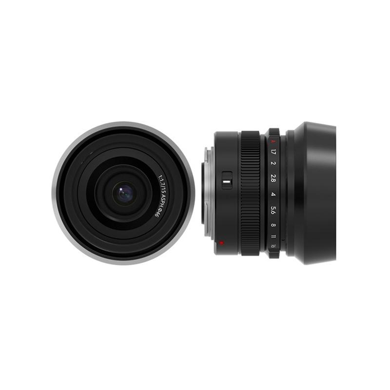 dji mft 15mmf17 asph prime lens