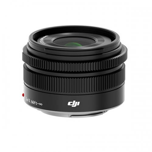 DJI MFT 15mm F/1.7 ASPH Prime Lens