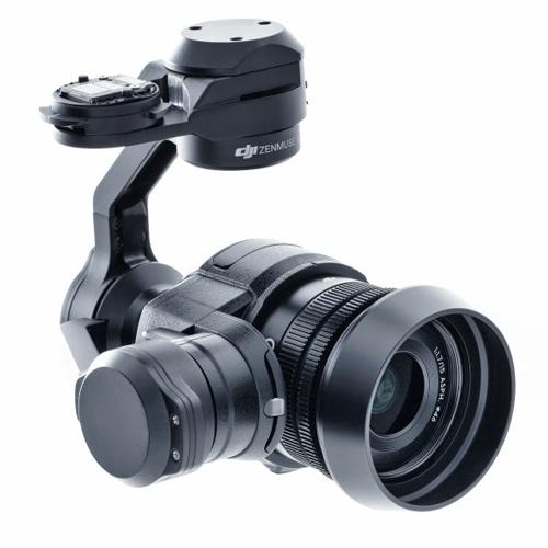 DJI Zenmuse X5 Camera and Gimbal