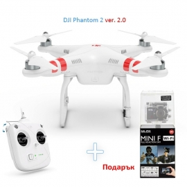Quadcopter DJI Phantom 2 Version 2.0
