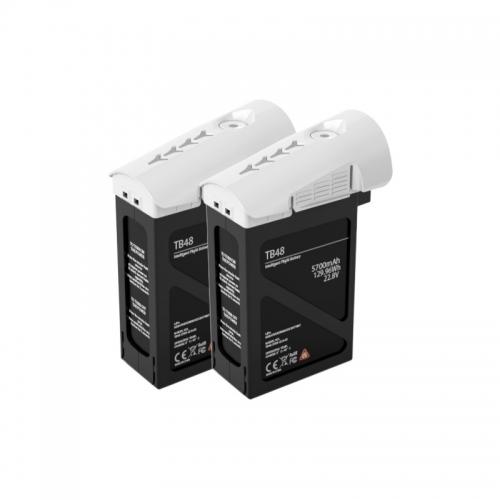 Комплект от две интелигентни батерии TB48 за дрон DJI Inspire 1