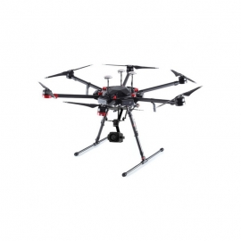 DJI Matrice 600 Pro drone + Zenmuse Z30 camera