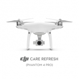 DJI Care Refresh - 1 year plan for DJI Phantom 4 Pro