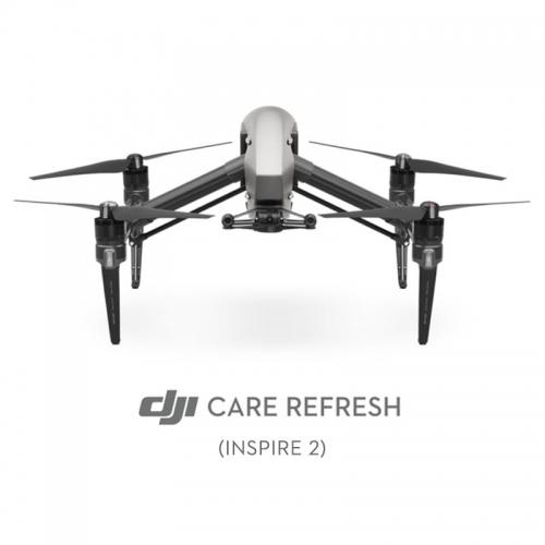DJI Care Refresh 1-годишен план за DJI Inspire 2