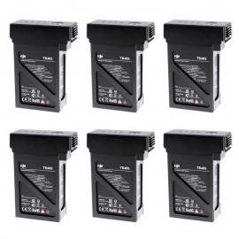 6 броя интелигентни батерии TB48S за DJI Matrice 600
