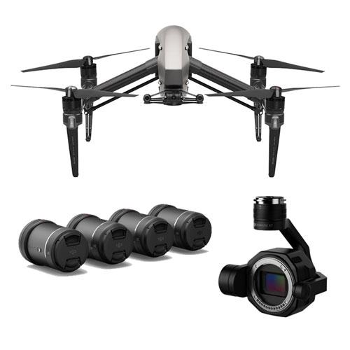"""Képtalálat a következőre: """"DJI Inspire 2 + X7 + DL Lens Set"""""""