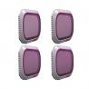 PGYTECH Комплект от ND8, ND16, ND32 и ND64 (Professional) филтри за Mavic 2 Pro