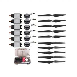Комплект мотори и контролери DJI E 600 за хексакоптери