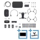 DJI Mavic Air Fly More Combo + Crystalsky 5,5 with Mounting Bracket