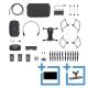 Комплект DJI Mavic Air Fly More Combo + монитор Crystalsky 5,5 с монтажна скоба