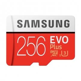 Карта Памет Samsung EVO Plus microSDXC 256GB