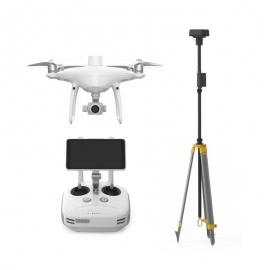 DJI Phantom 4 RTK Camera Drone + DJI D-RTK 2 Mobile Station