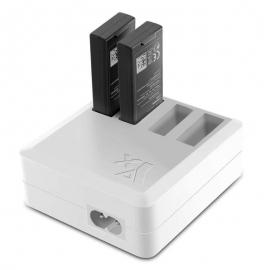 2 батерии за дрон Tello + зарядно устройство