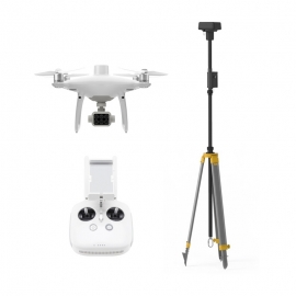 DJI Phantom 4 Multispectral Camera Drone + DJI D-RTK 2 Mobile Station Combo