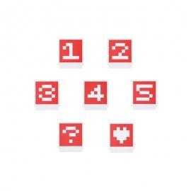 Визуални маркери за RoboMaster S1