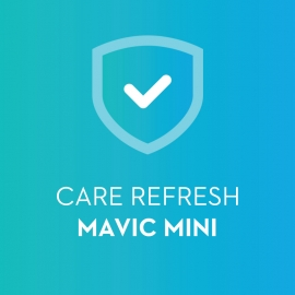 DJI Care Refresh 1 year plan for DJI Mavic Mini