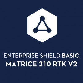 DJI Enterprise Shield Basic Matrice 210 RTK V2