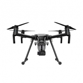 DJI Matrice 210 + Thermal Imaging Camera Zenmuse XT
