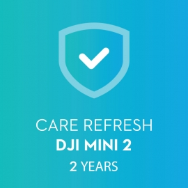 DJI Care Refresh 2 year plan for DJI Mini 2
