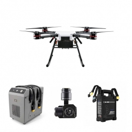 Професионален дрон DJI Wind 2 с Термокамера Zenmuse XT, батерия и зарядно