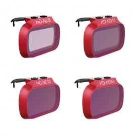 PGYTECH Mavic Mini / Mini 2 ND Professional Filters Set (ND8, ND16, ND32, ND64)