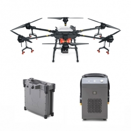 DJI Agras T16 Agriculture Drone with 1 Battery and Charger
