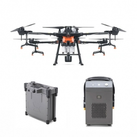 DJI Agras T20 Agriculture Drone with 1 Battery and Charger