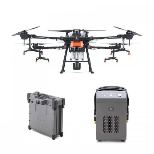Селскостопански дрон DJI Agras T20 с батерия и зарядно устройство