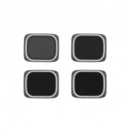 Комплект от ND4, ND8, ND16 и ND32 филтри за дрон DJI Air 2S
