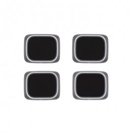 Комплект от ND64, ND128, ND256 и ND512 филтри за дрон DJI Air 2S