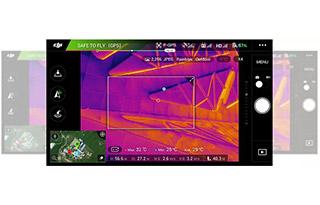 Precision Full Screen Temperature Measurement