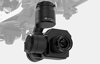 Compatible with DJI Inspire 1 and DJI Matrice 100