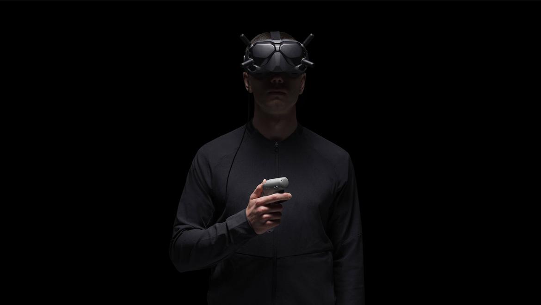 DJI Motion Controller Дрон DJI FPV Combo - drones.bg магазин за дронове онлайн дрон цена