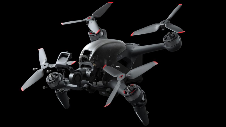 части за Дрон DJI FPV Combo - drones.bg магазин за дронове онлайн дрон цена