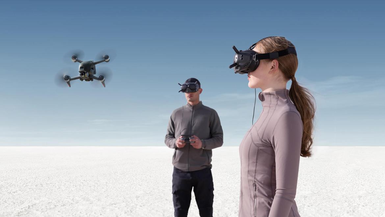 Дрон DJI FPV Combo - drones.bg магазин за дронове онлайн дрон цена
