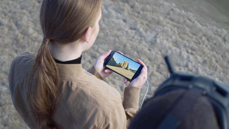 приложението на Дрон DJI FPV Combo - drones.bg магазин за дронове онлайн дрон цена