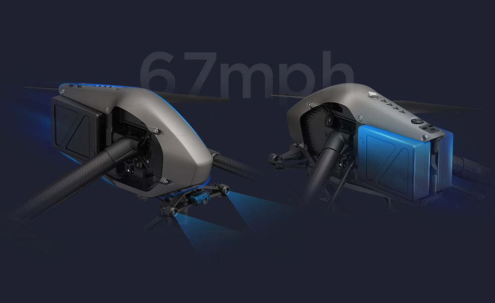 About the Inspire 2 - COPTER.BG
