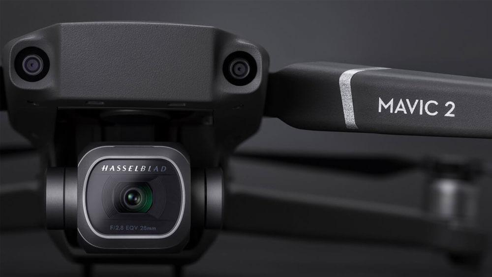 Дрон DJI Mavic 2 Pro с Hasselblad камера