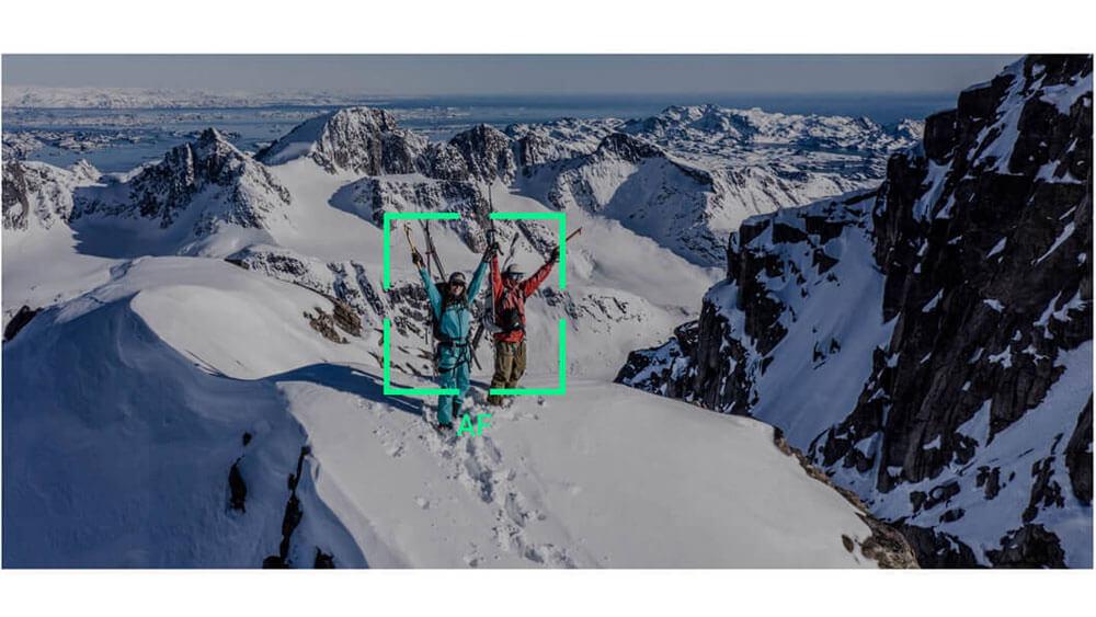 Бързо и точно фокусиране с дрон Mavic 2 Zoom