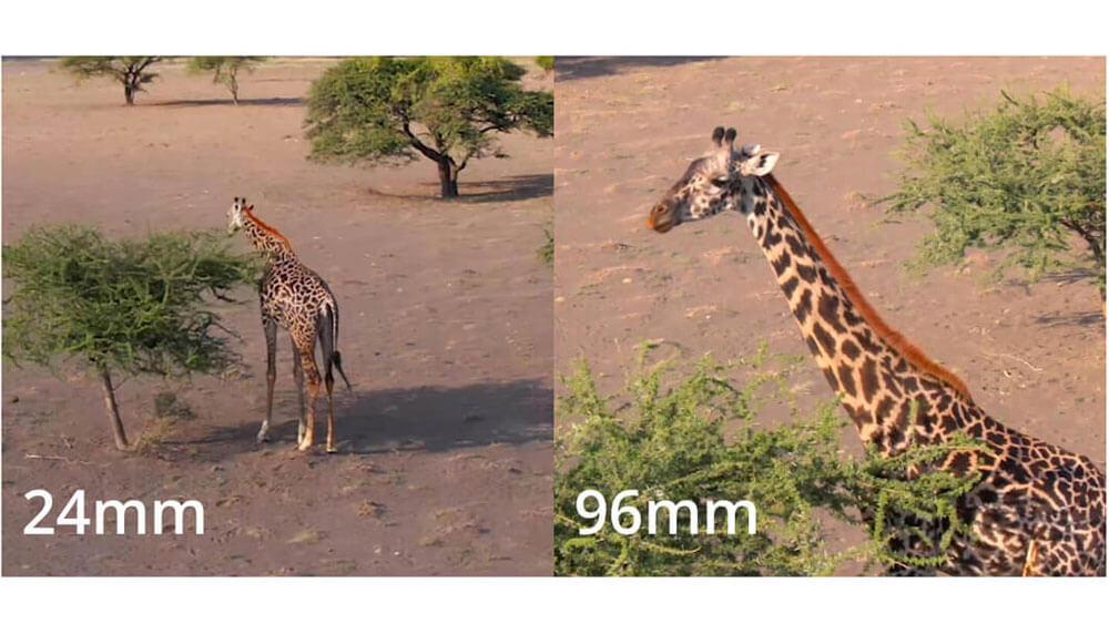 Намерете перфектната гледна точка безпроблемно с дрон Mavic 2 Zoom