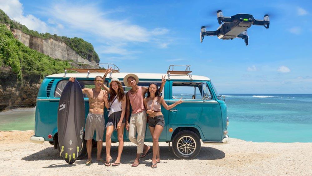 DJI Mavic Air Camera Drone | COPTER BG