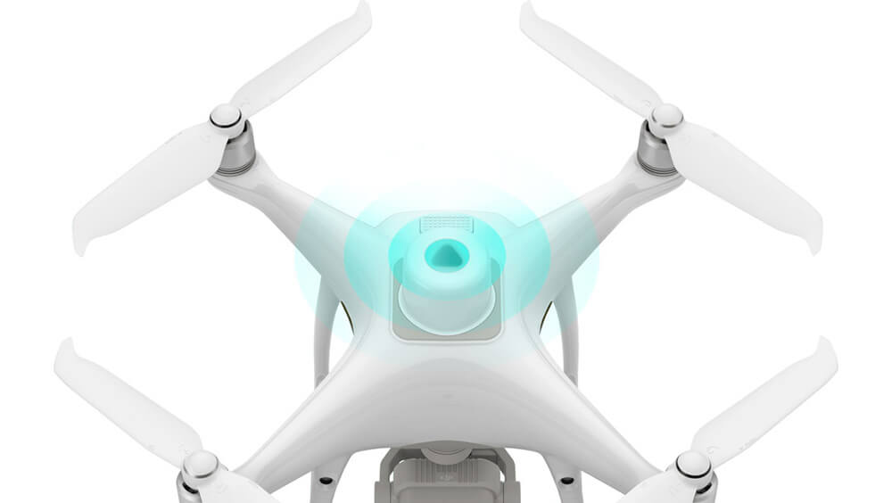 DJI Phantom 4 Multispectral